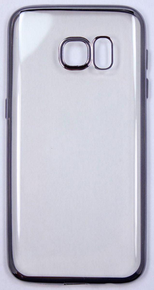 Red Line iBox Blaze чехол для Samsung Galaxy S7 Edge, BlackУТ000009625Практичный и тонкий силиконовый чехол Red Line iBox Blaze для Samsung Galaxy S7 Edge с эффектом металлических граней защищает телефон от царапин, ударов и других повреждений. Чехол изготовлен из высококачественного материала, плотно облегает смартфон и имеет все необходимые технологические отверстия, соответствующие модели телефона. Силиконовый чехол Red Line iBox Blaze долгое время сохраняет свою первоначальную форму и не растягивается на смартфоне.
