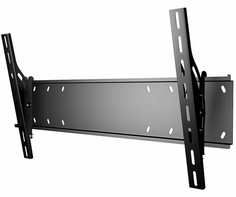 Mart 602S, Black кронштейн для ТВ1255976Mart 602S - надежный кронштейн для вашего телевизора. Максимальная нагрузка составляет 70 кг, а угол наклона до 15°. Данный кронштейн поможет организовать пространство в гостиной или любой другой комнате. Ведь гораздо удобнее, когда телевизор установлен не на столе или тумбе, а на стене.