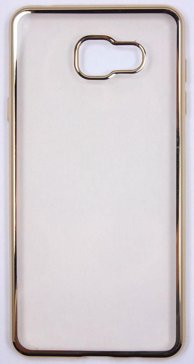 Red Line iBox Blaze чехол для Samsung Galaxy A7 (2016), GoldУТ000009691Практичный и тонкий силиконовый чехол Red Line iBox Blaze для Samsung Galaxy A7 (2016) с эффектом металлических граней защищает телефон от царапин, ударов и других повреждений. Чехол изготовлен из высококачественного материала, плотно облегает смартфон и имеет все необходимые технологические отверстия, соответствующие модели телефона. Силиконовый чехол Red Line iBox Blaze долгое время сохраняет свою первоначальную форму и не растягивается на смартфоне.