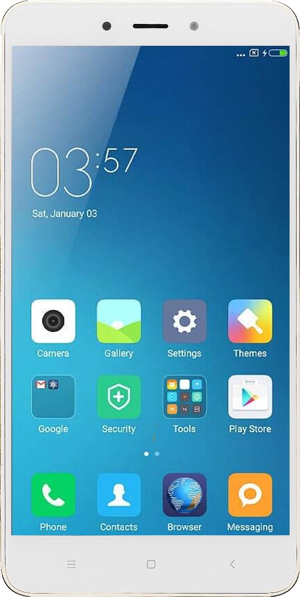 Xiaomi Redmi Note 4 (64GB), GoldREDMINOTE4G64GBВыбираемая 100 миллионами пользователей, линия устройств Redmi пополнилась смартфоном Xiaomi Redmi Note 4, который задает новые стандарты бюджетного смартфона. Его цельнометаллический корпус, изготовленный по фирменной технологии, подарит пользователю ощущение необычайной прочности. Конечно, технические характеристики ничуть не уступают внешнему виду: флагманский десятиядерный процессор в сочетании с полностью обновленной системой MIUI 8 позволят смартфону воплотить в жизнь такие фантастические функции как клонирование телефона и использование приложений под разными аккаунтами одновременно. Большая батарея смартфона с высокой плотностью и емкостью в 4100 мАч увеличит продолжительность использования смартфона в автономном режиме, при этом сделает его более тонким по сравнению с предыдущей моделью. Все эти характеристики наглядно показывают стремление компании Xiaomi улучшить семейство смартфонов Redmi: сделать все возможное для реализации высокой...