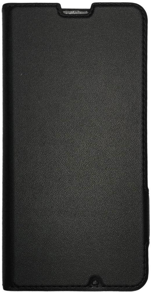 Well Wind Holdings L чехол для Microsoft Lumia 550, BlackWCL5501Чехол-книжка Well Wind Holdings L для Microsoft Lumia 550 бережно и надежно защитит ваш смартфон от пыли, грязи, царапин и других повреждений. Выполнен из высококачественных материалов, плотно прилегает и не скользит в руках. Чехол оставляет свободным доступ ко всем разъемам и кнопкам устройства.