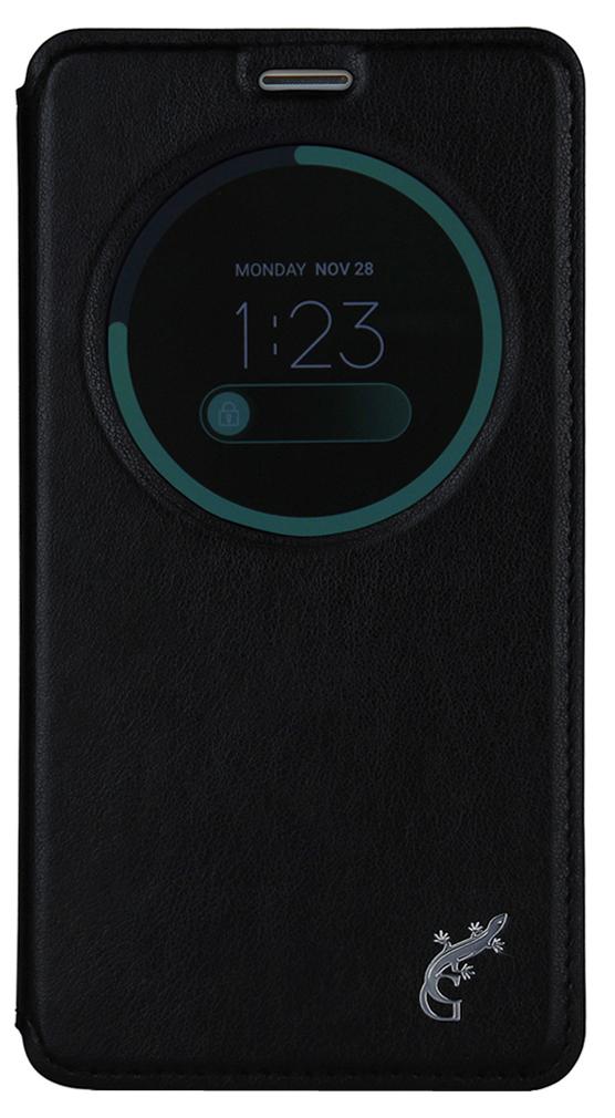 G-Case Slim Premium чехол для Asus ZenFone 3 Laser ZC551KL, BlackGG-747Чехол-книжка G-Case Slim Premium для Asus ZenFone 3 Laser (ZC551KL) c круглым окошком надежно защитит ваш смартфон от пыли, грязи, царапин, оставив при этом свободный доступ ко всем разъемам устройства. Также имеется возможность использования чехла в виде настольной подставки. Чехол G-Case Slim Premium - это стильная и элегантная деталь вашего образа, которая всегда обращает на себя внимание среди множества вещей.
