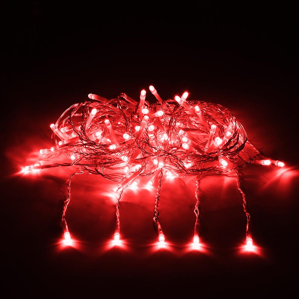 Гирлянда-конструктор электрическая Vegas Занавес, 96 ламп, длина 2 м, свет: красный. 5502155021Уважаемые клиенты! Обращаем ваше внимание - трансформатор не входит в комплект! Приобретается отдельно. Профессиональная серия гирлянд VEGAS - Гирлянды-конструктор (24V). Универсальные гирлянды используются для внешнего и внутреннего декорирования (дома, рестораны, загородные дома, мероприятия), для применение как в зимний период, так и летом. Есть возможность последовательного соединения до 1 500 LED. Трансформатор НЕ входит в комплект! Приобретается отдельно. Без трансформатора VEGAS гирлянду невозможно подключить к электричеству. Электрогирлянды и аксессуары марки VEGAS не подключаются к электрогирляндам других производителей. Преимущества гирлянд ТМ «VEGAS»: - абсолютная безопасность для людей и животных (питание 24 v); - большой срок службы (до 25 000 часов); - универсальность (гирлянды имеют прозрачный провод, который впишется в любую цветовую интерьерную гамму, и соединяются между собой при помощи единых влагозащитных коннекторов); ...