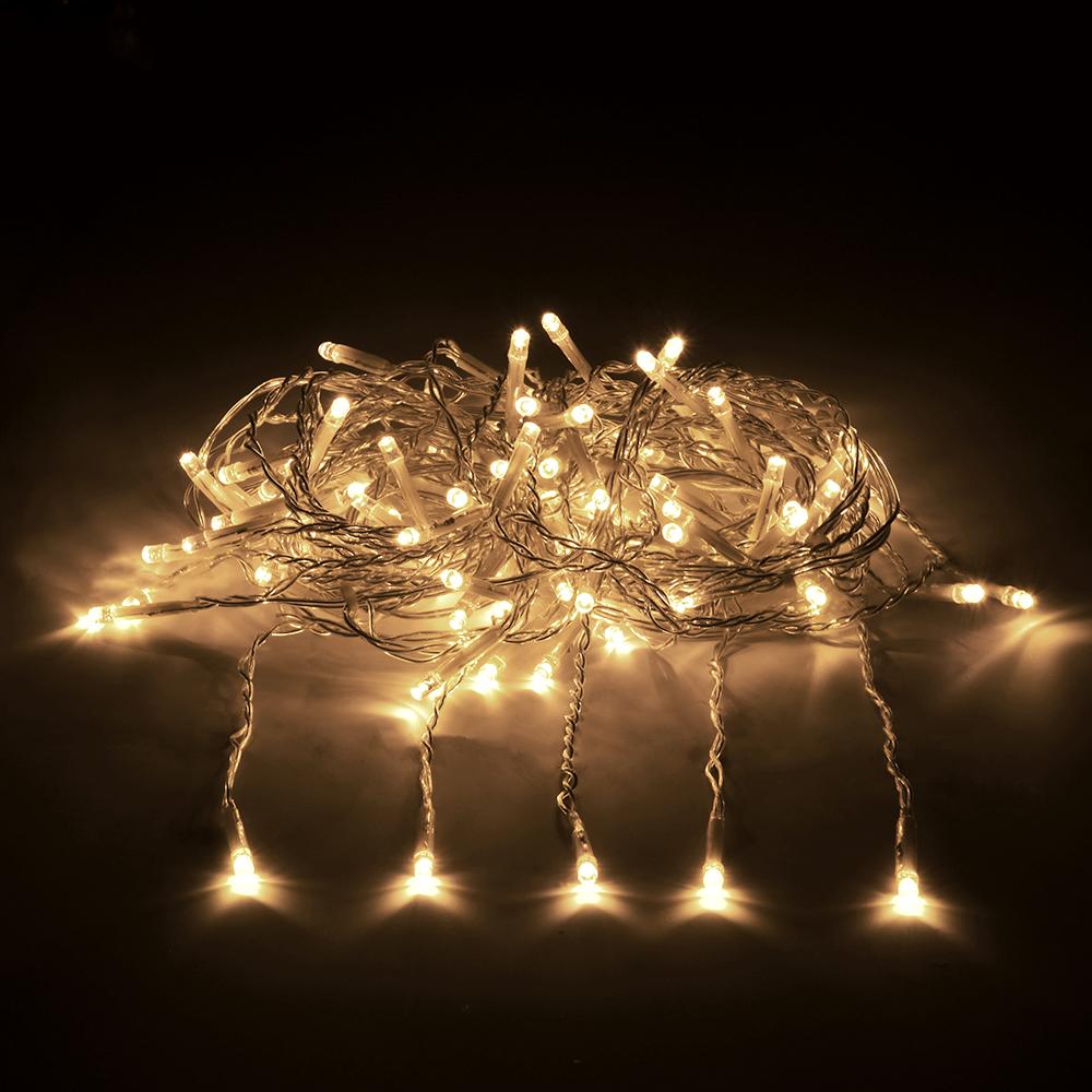 Гирлянда-конструктор электрическая Vegas Занавес, 192 лампы, длина 4 м, свет: теплый. 5502455024Уважаемые клиенты! Обращаем ваше внимание - трансформатор не входит в комплект! Приобретается отдельно. Профессиональная серия гирлянд VEGAS - Гирлянды-конструктор (24V). Универсальные гирлянды используются для внешнего и внутреннего декорирования (дома, рестораны, загородные дома, мероприятия), для применение как в зимний период, так и летом. Есть возможность последовательного соединения до 1 500 LED. Трансформатор НЕ входит в комплект! Приобретается отдельно. Без трансформатора VEGAS гирлянду невозможно подключить к электричеству. Электрогирлянды и аксессуары марки VEGAS не подключаются к электрогирляндам других производителей. Преимущества гирлянд ТМ «VEGAS»: - абсолютная безопасность для людей и животных (питание 24 v); - большой срок службы (до 25 000 часов); - универсальность (гирлянды имеют прозрачный провод, который впишется в любую цветовую интерьерную гамму, и соединяются между собой при помощи единых влагозащитных коннекторов); ...