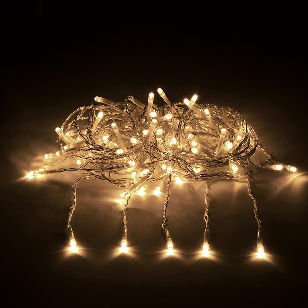 Гирлянда-конструктор электрическая Vegas Занавес, 192 лампы, длина 4 м, свет: теплый. 5502955029Уважаемые клиенты! Обращаем ваше внимание - трансформатор не входит в комплект! Приобретается отдельно. Профессиональная серия гирлянд VEGAS - Гирлянды-конструктор (24V). Универсальные гирлянды используются для внешнего и внутреннего декорирования (дома, рестораны, загородные дома, мероприятия), для применение как в зимний период, так и летом. Есть возможность последовательного соединения до 1 500 LED. Трансформатор НЕ входит в комплект! Приобретается отдельно. Без трансформатора VEGAS гирлянду невозможно подключить к электричеству. Электрогирлянды и аксессуары марки VEGAS не подключаются к электрогирляндам других производителей. Преимущества гирлянд ТМ «VEGAS»: - абсолютная безопасность для людей и животных (питание 24 v); - большой срок службы (до 25 000 часов); - универсальность (гирлянды имеют прозрачный провод, который впишется в любую цветовую интерьерную гамму, и соединяются между собой при помощи единых влагозащитных коннекторов); ...