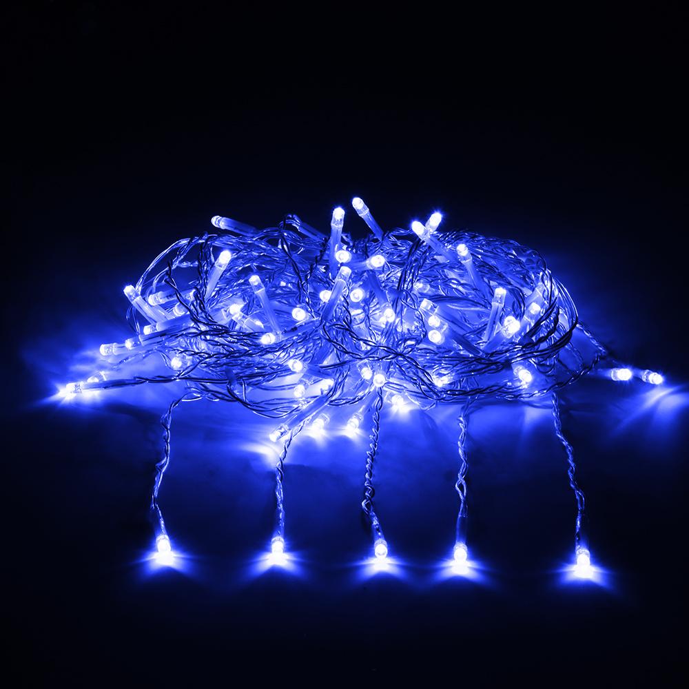 Гирлянда-конструктор электрическая Vegas Занавес, 192 лампы, длина 4 м, свет: синий. 5502655026Уважаемые клиенты! Обращаем ваше внимание - трансформатор не входит в комплект! Приобретается отдельно. Профессиональная серия гирлянд VEGAS - Гирлянды-конструктор (24V). Универсальные гирлянды используются для внешнего и внутреннего декорирования (дома, рестораны, загородные дома, мероприятия), для применение как в зимний период, так и летом. Есть возможность последовательного соединения до 1 500 LED. Трансформатор НЕ входит в комплект! Приобретается отдельно. Без трансформатора VEGAS гирлянду невозможно подключить к электричеству. Электрогирлянды и аксессуары марки VEGAS не подключаются к электрогирляндам других производителей. Преимущества гирлянд ТМ «VEGAS»: - абсолютная безопасность для людей и животных (питание 24 v); - большой срок службы (до 25 000 часов); - универсальность (гирлянды имеют прозрачный провод, который впишется в любую цветовую интерьерную гамму, и соединяются между собой при помощи единых влагозащитных коннекторов); ...