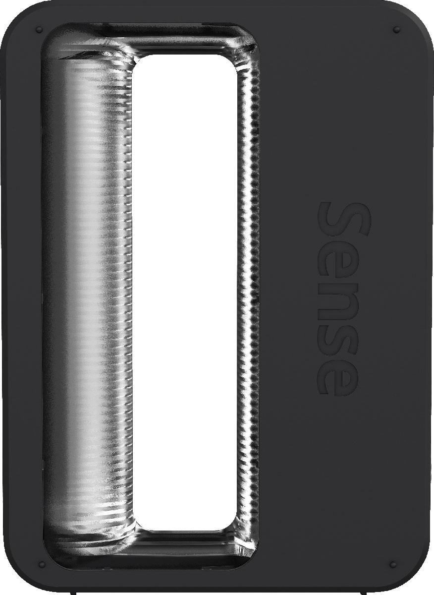 Sense 2-е поколение, Dark Grey 3D сканер3504703D сканер Sense (2-е поколение) - новое изобретение от 3D Systems, позволяющее сканировать объекты различных размеров, в том числе человека. Сканер сопоставим по габаритам с обычным степлером. Устройство позволяет оцифровать любой объект, размеры которого в трех измерениях 2 x 2 х 2 м. Данная модель поставляется вместе с программным обеспечением, которое позволяет заполнять пробелы сканирования, и выдает файлы моделей в формате STL и PLY. Файлы адаптированы для последующей печати на 3D-принтерах. Радиус действия: 0,2 - 6 м Поле зрения: 45° (горизонталь), 57,5° (вертикаль), 69° (диагональ) Температура работы: 10-40°C Размер цветного изображения: 1920 x 1080 Длина кабеля: 1,8 м Системные требования Процессор: Intel Core i5 5 поколения ОЗУ: 2 ГБ Место на диске: 4 ГБ Разрешение экрана: 1280 x 1024