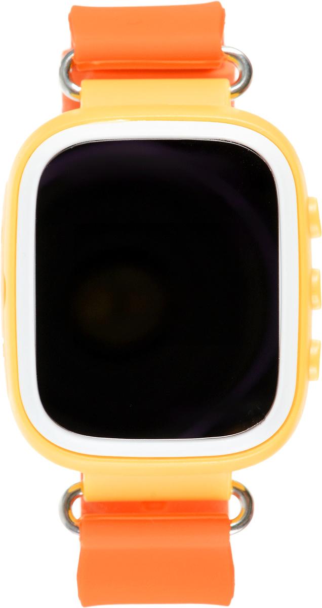 TipTop 100ВЦ, Orange детские часы-телефон00130Детские умные часы-телефон TipTop 100ВЦ с GPS-трекером созданы специально для детей и их родителей. С ними вы всегда будете знать, где находится ваш ребенок и что рядом с ним происходит. Управление часами происходит полностью через мобильное приложение, которое можно бесплатно скачать на AppStore или PlayMarket. Основные функции: Родители с помощью мобильного приложения всегда видят на карте, где находится их ребенок В часы вставляется сим-карта. Родители всегда могут позвонить на часы, также ребенок может позвонить с часов на 2 самых важных номера - мама, папа. Также можно разрешать или запрещать номерам звонить на часы, например, внести в список разрешенных звонков только номера телефонов близких и родных Родители могут слушать, что происходит рядом с ребенком - как няня обращается с ребенком, как ребенок отвечает на уроках На часах есть кнопка SOS - в случае опасности ребенок нажимает на эту кнопку, и часы автоматически...