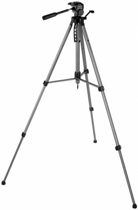 Continent A2 штативContinent A2Штатив Continent A2 предназначен для стабилизации камеры в любых условиях. Его ножки снабжены резиновыми накладками, препятствующими скольжению даже на ровной гладкой поверхности. Для устранения колебаний по вертикальной оси используется воздушный амортизатор и крюк для подвеса балансирного груза. Регулировка камеры по углу наклона осуществляется с помощью жидкостного уровня. Головка с трехмерным поворотным шарниром идеально подходит для съемки движущихся объектов без перемещения штатива. Трехсекционные складные ножки позволяют выбирать любую высоту расположения камеры в диапазоне 60-160 см. Блокиратор предотвращает их самопроизвольное складывание во время съемки.
