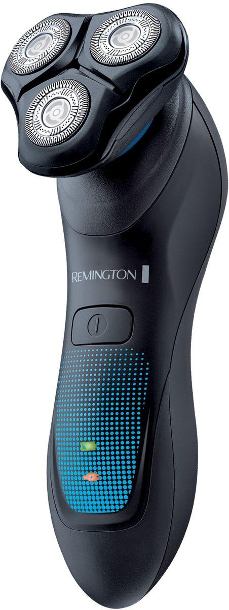 Remington XR 1430 HyperFlex Aqua электробритваXR 1430Роторная бритва Remington XR 1430 HyperFlex Aqua обладает самой лучшей технологией бритья. Она с легкостью справится с самой густой щетиной, при этом легко скользит по коже и повторяет контуры лица. Remington разработали особые лезвия ComfortFloat, которые в сочетании с технологий HyperFlex, обеспечивают самое комфортное бритье с максимальным покрытием и доступностью. Нет одинаковых типов лица, но бритва HyperFlex Aqua подойдет ко всем типам для самого чистого результата. Особое покрытие бритвенных головок ионами серебра препятствует развитию бактерий и обеспечивает чистой бритье с меньшим раздражением кожи лица. 100% водонепроницаемость гарантирует вам удобство использования, экономию времени и легкость очистки. Вы можете использовать бритву прямо в душе. Бреющие головки ComfortFloat двигаются вверх и вниз, адаптируясь к контурам лица и захватывают волоски любого направления роста для быстрого бритья с меньшим раздражением кожи.