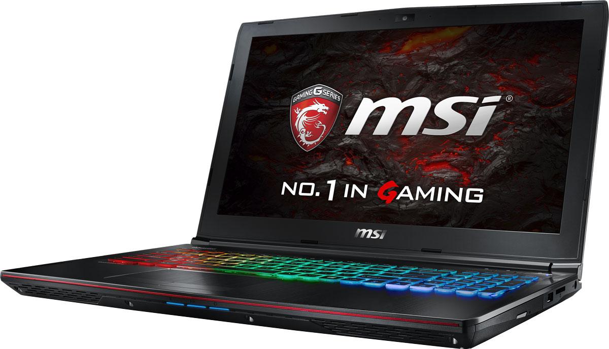 MSI GE62VR 6RF-259RU Apache Pro, BlackGE62VR 6RF-259RUMSI создала игровой ноутбук GE62VR 6RF с новейшим поколением графических карт NVIDIA GeForce GTX 1060. Благодаря инновационной системе охлаждения Cooler Boost и специальным геймерским технологиям, применённым в игровом ноутбуке MSI GE62VR 6RF, графическая карта новейшего поколения NVIDIA GeForce GTX 1060 сможет продемонстрировать всю свою мощь без остатка. Олицетворяя концепцию Один клик до VR и предлагая полное погружение в игровые вселенные с идеально плавным геймплеем, игровой ноутбук MSI разбивает устоявшиеся стереотипы об исключительной производительности десктопов. Он готов поразить любого геймера, заставив взглянуть на мобильные игровые системы по-новому. Испытайте абсолютно новый способ взаимодействия с компьютером. Способный понимать ваши движения, эмоции и голос, процессор Intel Core 6-го поколения поднимет удовольствие от отдыха и работы на новый уровень. Обладая повышенной производительностью, новый CPU стал более экономичным. Так, процессор...