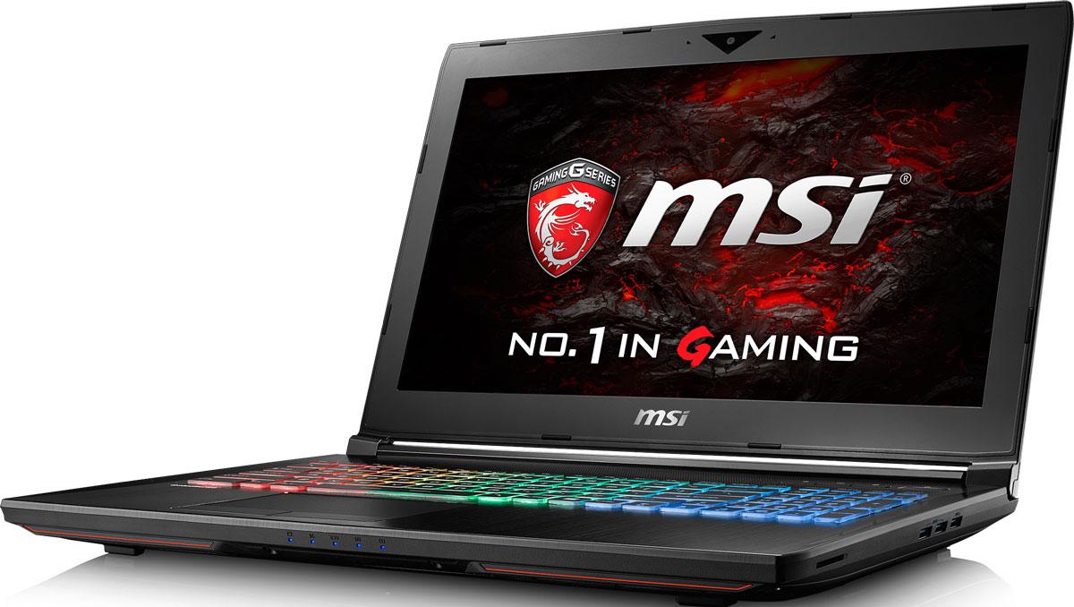 MSI GT62VR 6RE-201RU Dominator Pro, BlackGT62VR 6RE-201RUMSI создала игровой ноутбук GT62VR 6RE Dominator Pro с новейшим поколением графических карт NVIDIA GeForce GTX 1070. Благодаря инновационной системе охлаждения Cooler Boost и специальным геймерским технологиям, применённым в игровом ноутбуке GT62VR 6RE Dominator Pro 4K, графическая карта новейшего поколения NVIDIA GeForce GTX 1070 сможет продемонстрировать всю свою мощь без остатка. Олицетворяя концепцию Один клик до VR и предлагая полное погружение в игровые вселенные с идеально плавным геймплеем, игровой ноутбук MSI разбивает устоявшиеся стереотипы об исключительной производительности десктопов. Он готов поразить любого геймера, заставив взглянуть на мобильные игровые системы по-новому. Испытайте абсолютно новый способ взаимодействия с компьютером. Способный понимать ваши движения, эмоции и голос, процессор Intel Core 6-го поколения поднимет удовольствие от отдыха и работы на новый уровень. Обладая повышенной производительностью, новый CPU стал более...