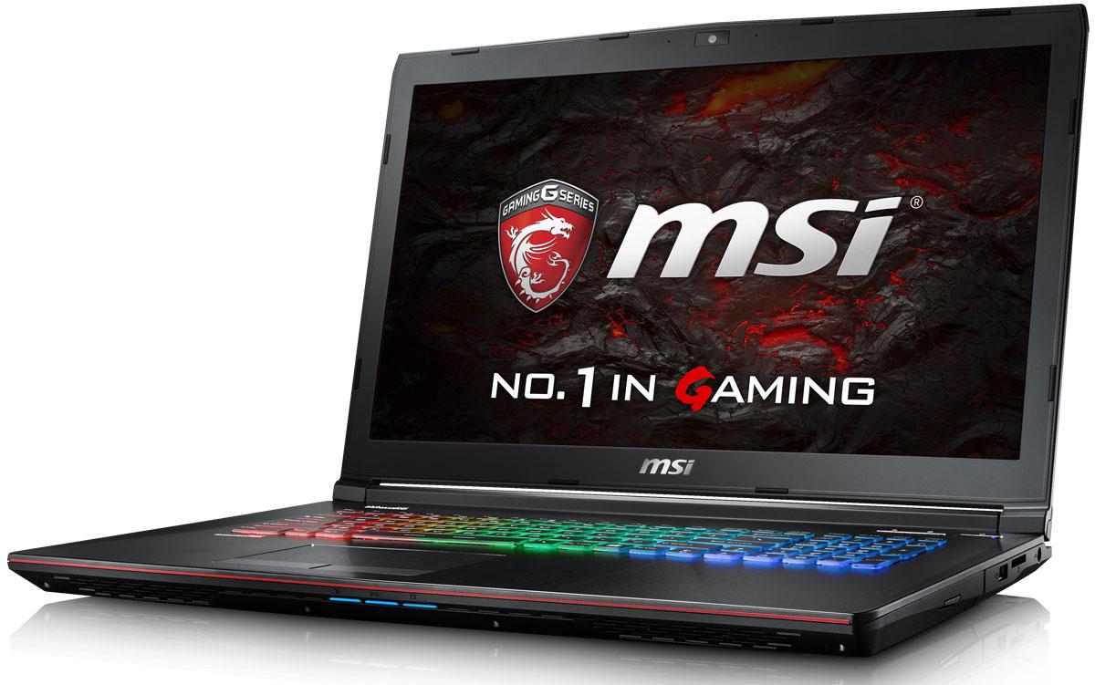 MSI GE72VR 6RF-213RU Apache Pro, BlackGE72VR 6RF-213RUMSI создала игровой ноутбук GE72VR 6RF с новейшим поколением графических карт NVIDIA GeForce GTX 1060. Благодаря инновационной системе охлаждения Cooler Boost и специальным геймерским технологиям, применённым в игровом ноутбуке MSI GE72VR 6RF, графическая карта новейшего поколения NVIDIA GeForce GTX 1060 сможет продемонстрировать всю свою мощь без остатка. Олицетворяя концепцию Один клик до VR и предлагая полное погружение в игровые вселенные с идеально плавным геймплеем, игровой ноутбук MSI разбивает устоявшиеся стереотипы об исключительной производительности десктопов. Он готов поразить любого геймера, заставив взглянуть на мобильные игровые системы по-новому. Испытайте абсолютно новый способ взаимодействия с компьютером. Способный понимать ваши движения, эмоции и голос, процессор Intel Core 6-го поколения поднимет удовольствие от отдыха и работы на новый уровень. Обладая повышенной производительностью, новый CPU стал более экономичным. Так,...