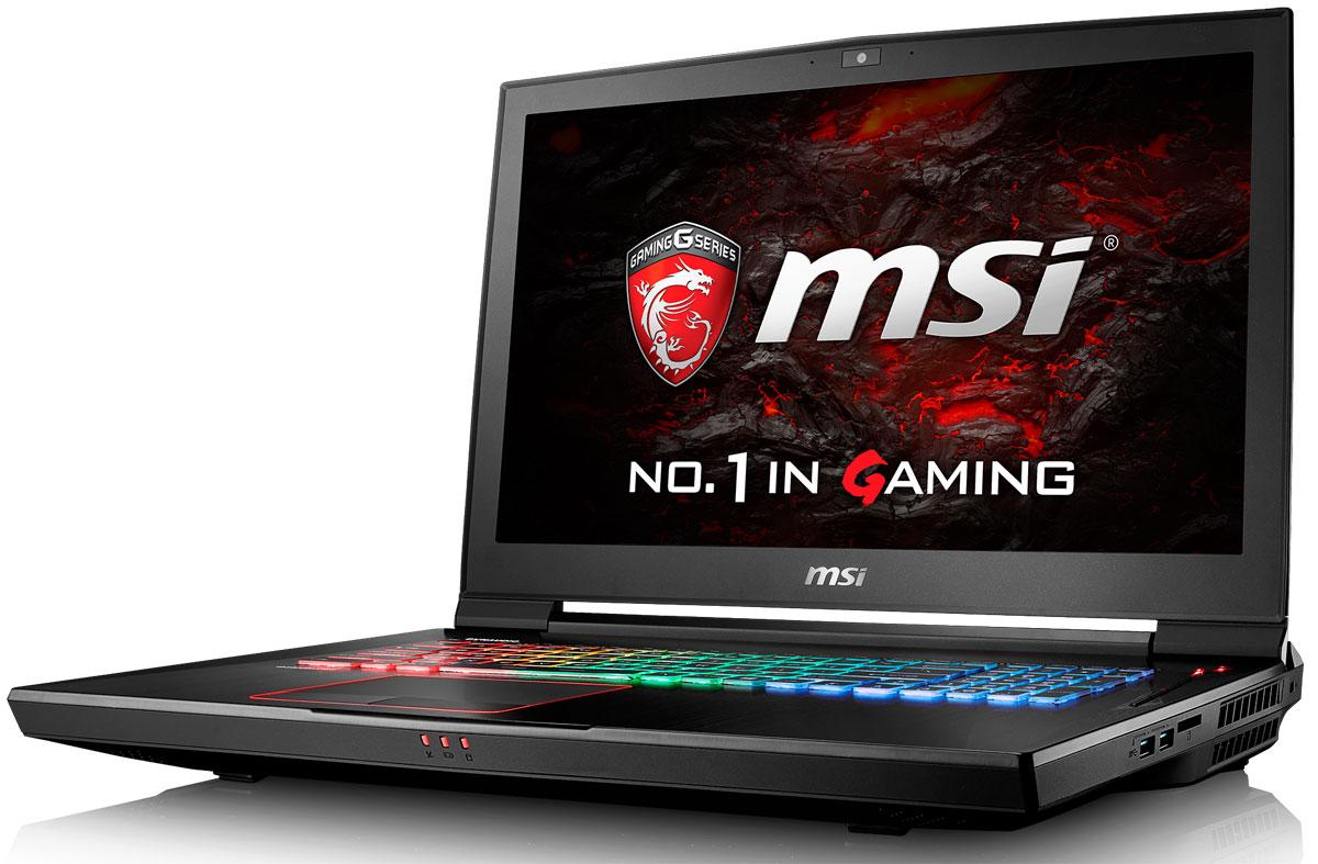 MSI GT73VR 6RF-004RU Titan Pro, BlackGT73VR 6RF-004RUКомпания MSI создала первый в мире игровой ноутбук GT73VR с новейшим поколением графических карт NVIDIA GeForce GTX 10 Series. По ожиданиям экспертов производительность новой GeForce GTX 1080 должна более чем на 40% превысить показатели графических карт GeForce GTX 900M Series. Благодаря инновационной системе охлаждения Cooler Boost и специальным геймерским технологиям, применённым в игровом ноутбуке MSI GT73VR 6RF, графическая карта новейшего поколения NVIDIA GeForce GTX 1080 сможет продемонстрировать всю свою мощь без остатка. Олицетворяя концепцию Один клик до VR и предлагая полное погружение в игровые вселенные с идеально плавным геймплеем, игровой ноутбук MSI GT73VR разбивает устоявшиеся стереотипы об исключительной производительности десктопов. Ноутбук MSI готов поразить любого геймера, заставив взглянуть на мобильные игровые системы по-новому. Вдохновляясь совершенным оружием из научно-фантастических фильмов, дизайнеры MSI создали ноутбук...