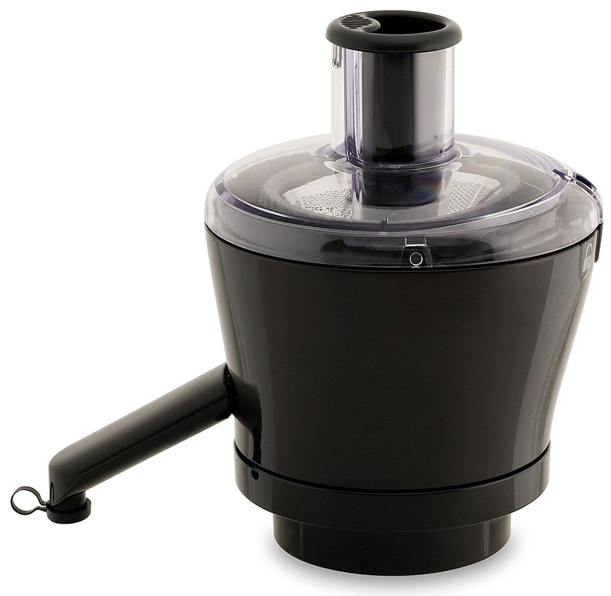 Moulinex XF630BB1 соковыжималка8000035605Соковыжималка Moulinex XF630BB1 к кухонной машине серии MasterCheff Gourmet, MasterCheff Gourmet + (QA500, QA50A, QA509, QA601). Благодаря соковыжималке Moulinex вы можете готовить вкусные свежие фруктовые соки каждое утро.