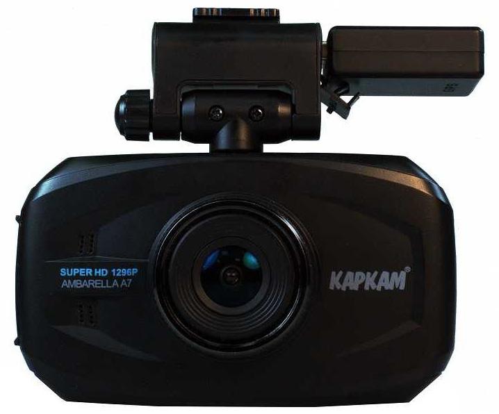 Каркам Q7 видеорегистратор
