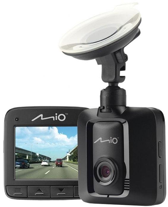 Mio Mivue C315, Black видеорегистратор