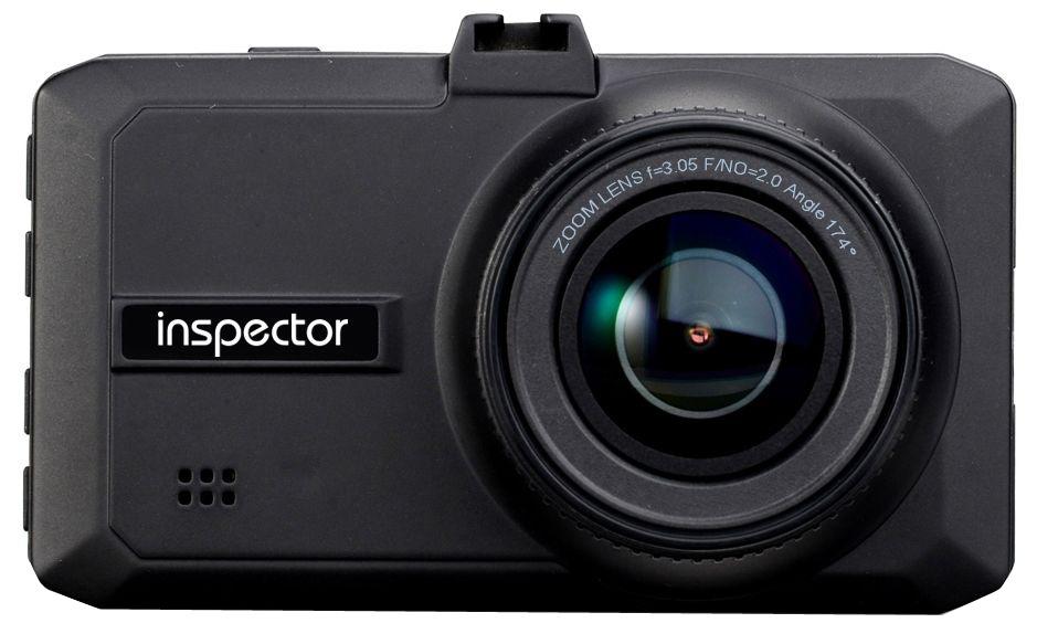 Inspector FHD Breeze, Black видеорегистраторFHD Breeze