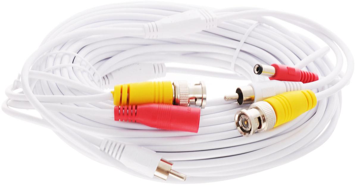 iVue CPVA20-AHD кабель для камер видеонаблюдения (20 м)CPVA20-AHDiVue CPV20-AHD - это надежный коаксиальный кабель для систем видеонаблюдения AHD, по которому производится питание, а также передача видео-сигнала. УВАЖАЕМЫЕ КЛИЕНТЫ! Обращаем ваше внимание на цвет изделия: товар поставляется в белом и черном цветах.