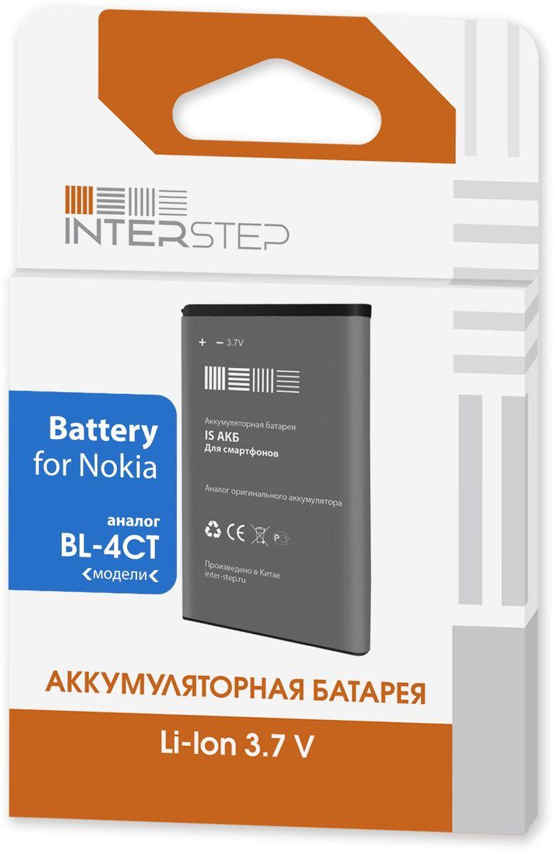 Interstep аккумулятор для Nokia 5310 XpressMusic/X3 (850 мАч) IS-AK-NO5310XBK-850B201