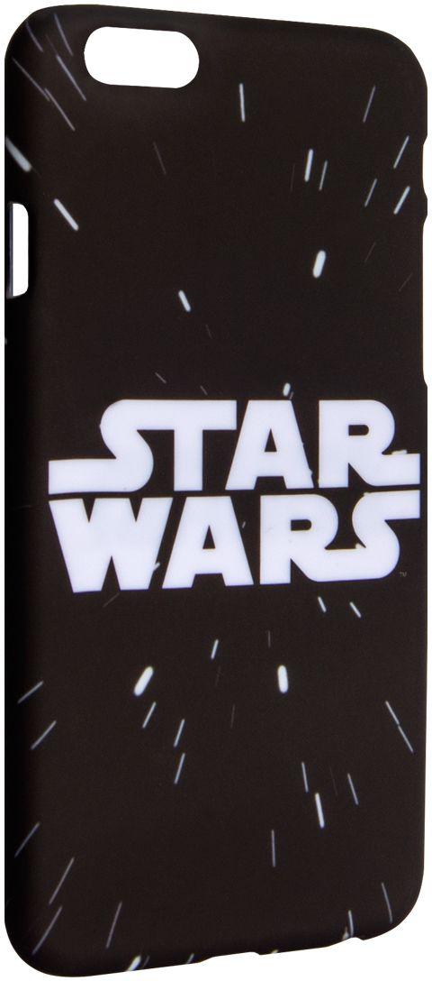 Disney Лукас Star Wars чехол для Aple iPhone 64627104421942Чехол-накладка Дисней для iPhone 6 - не только надежная защита вашего телефона от внешних воздействий, но и приятная возможность стать ближе к любимым героям.