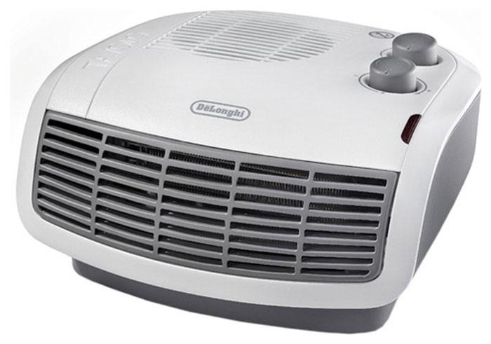 DeLonghi HTF 3031, White тепловентиляторHTF 3031Настольный тепловентилятор Table Top HTF 3031 мощностью 2200 Вт с регулируемым термостатом для установки и поддержания желаемой температуры.