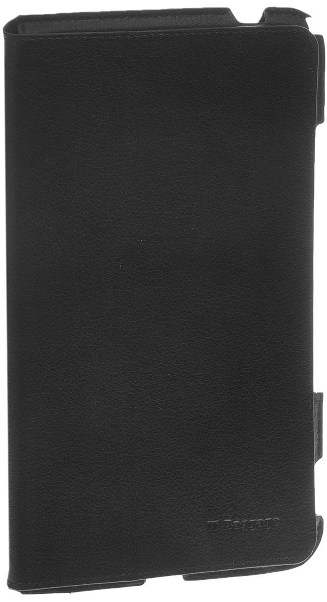 IT Baggage чехол для Sony Xperia Z3 Tablet Compact 8, BlackITSYZ302-1Чехол IT Baggage для Sony Xperia Z3 Tablet Compact 8 - это стильный и лаконичный аксессуар, позволяющий сохранить планшет в идеальном состоянии. Надежно удерживая технику, обложка защищает корпус и дисплей от появления царапин, налипания пыли. Также чехол IT Baggage можно использовать как подставку для чтения или просмотра фильмов. Имеет свободный доступ ко всем разъемам устройства.
