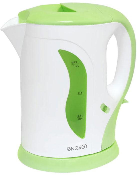 Energy E-207, Light Green электрический чайник