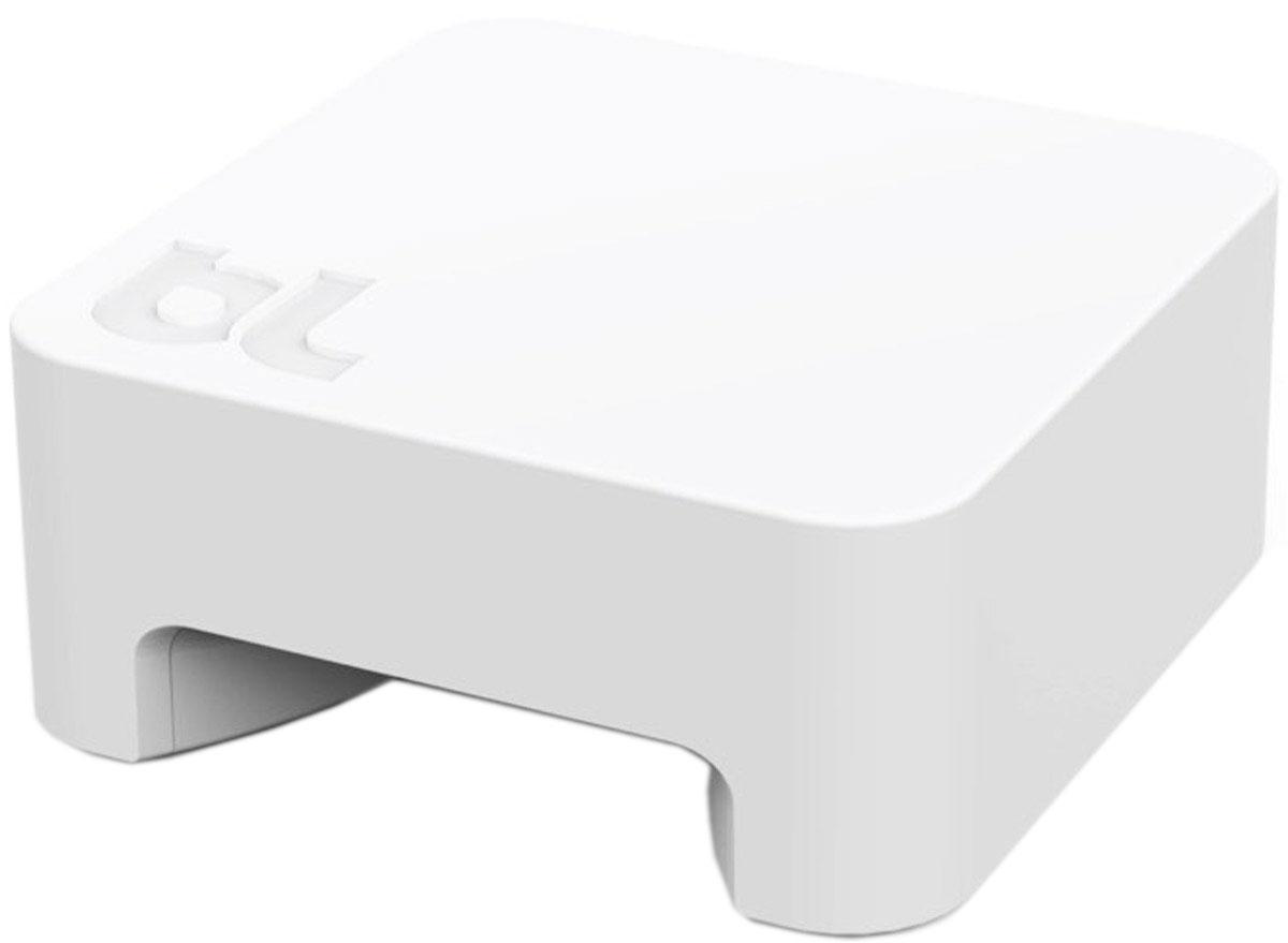 Bluelounge Sumo Heavy Weight, White держатель для проводовSO-WHДержатель для проводов Bluelounge Sumo Heavy Weight поможет не только навести порядок на вашем рабочем столе, но и сделать работу за ним более комфортной. Удерживает кабели при помощи своего веса и не дает им упасть. Специальное покрытие в нижней части позволяет надежно зафиксировать Bluelounge Sumo Heavy Weight на любой поверхности. Также имеет 2 специальных отверстия для прокладки кабелей.