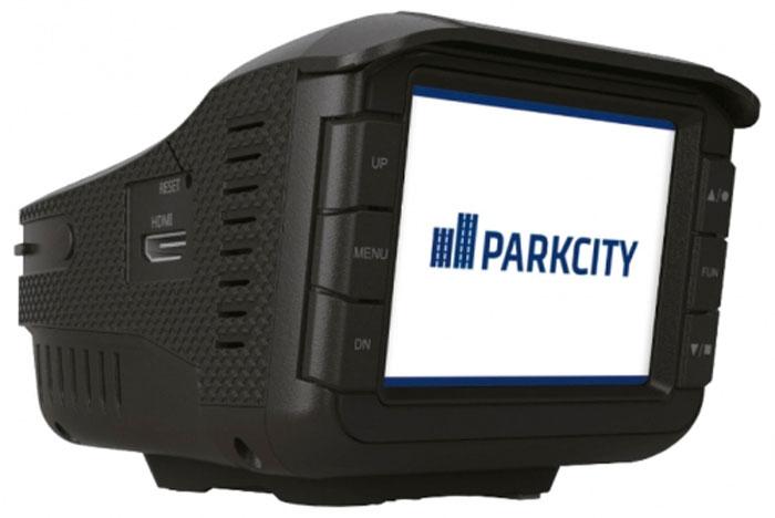ParkCity CMB 800, Black видеорегистратор с радар-детектором