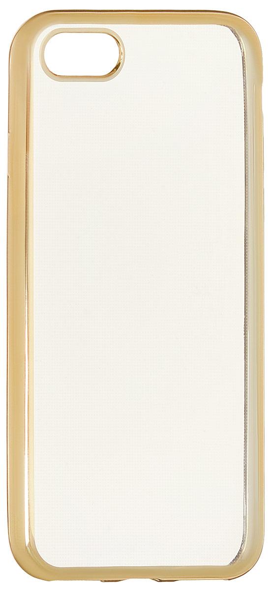 Red Line iBox Blaze чехол для iPhone 7, GoldУТ000009716Практичный и тонкий силиконовый чехол Red Line iBox Blaze для iPhone 7 с эффектом металлических граней защищает телефон от царапин, ударов и других повреждений. Чехол изготовлен из высококачественного материала, плотно облегает смартфон и имеет все необходимые технологические отверстия, соответствующие модели телефона. Силиконовый чехол Red Line iBox Blaze долгое время сохраняет свою первоначальную форму и не растягивается на смартфоне.