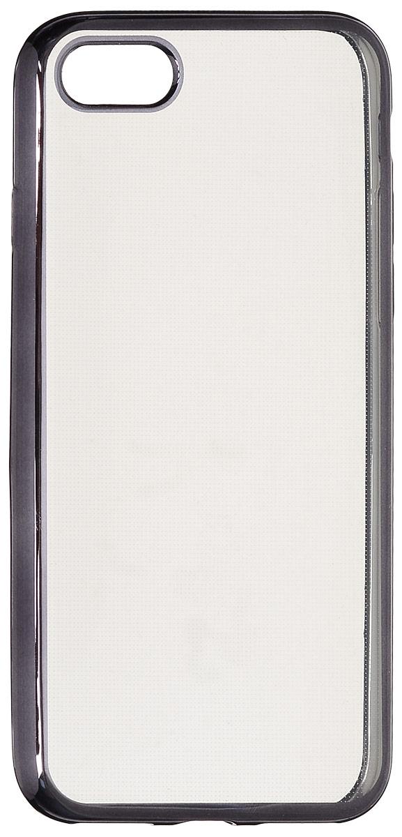 Red Line iBox Blaze чехол для iPhone 7, BlackУТ000009719Практичный и тонкий силиконовый чехол Red Line iBox Blaze для iPhone 7 с эффектом металлических граней защищает телефон от царапин, ударов и других повреждений. Чехол изготовлен из высококачественного материала, плотно облегает смартфон и имеет все необходимые технологические отверстия, соответствующие модели телефона. Силиконовый чехол Red Line iBox Blaze долгое время сохраняет свою первоначальную форму и не растягивается на смартфоне.