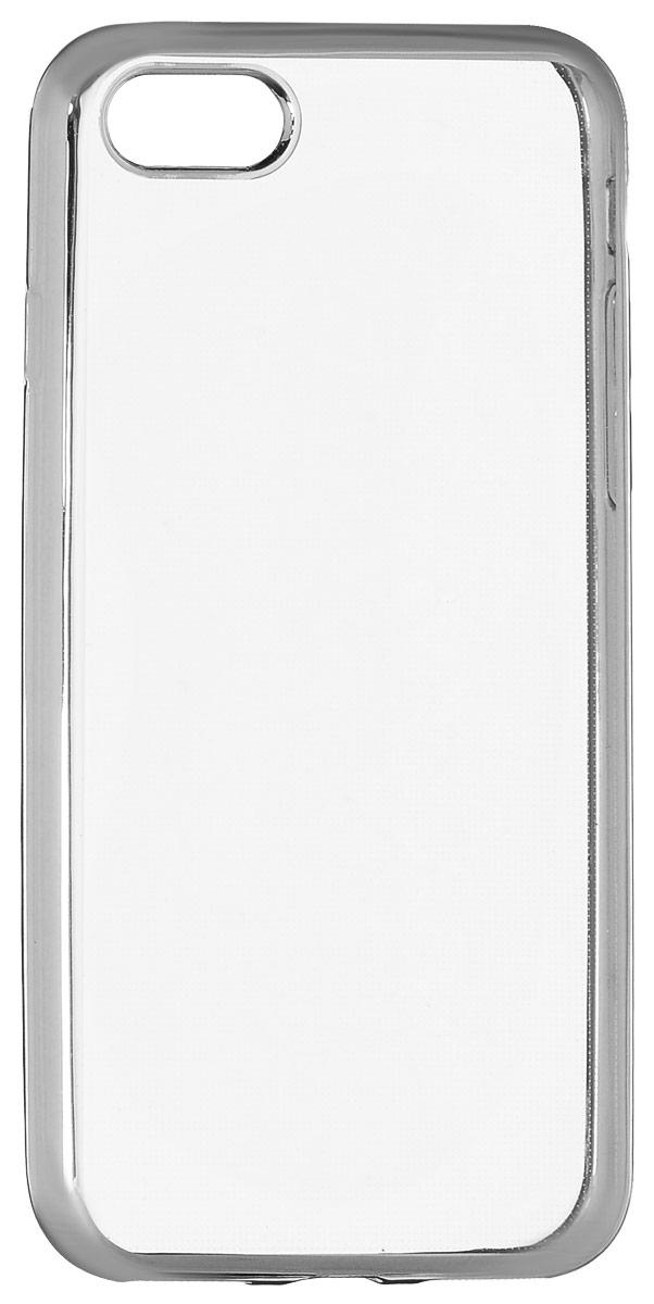 Red Line iBox Blaze чехол для iPhone 7, SilverУТ000009718Практичный и тонкий силиконовый чехол Red Line iBox Blaze для iPhone 7 с эффектом металлических граней защищает телефон от царапин, ударов и других повреждений. Чехол изготовлен из высококачественного материала, плотно облегает смартфон и имеет все необходимые технологические отверстия, соответствующие модели телефона. Силиконовый чехол Red Line iBox Blaze долгое время сохраняет свою первоначальную форму и не растягивается на смартфоне.
