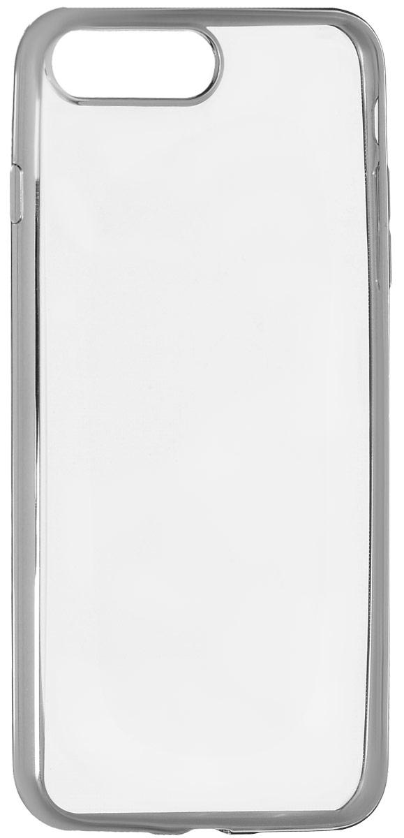 Red Line iBox Blaze чехол для iPhone 7 Plus, SilverУТ000009722Практичный и тонкий силиконовый чехол Red Line iBox Blaze для iPhone 7 Plus с эффектом металлических граней защищает телефон от царапин, ударов и других повреждений. Чехол изготовлен из высококачественного материала, плотно облегает смартфон и имеет все необходимые технологические отверстия, соответствующие модели телефона. Силиконовый чехол Red Line iBox Blaze долгое время сохраняет свою первоначальную форму и не растягивается на смартфоне.
