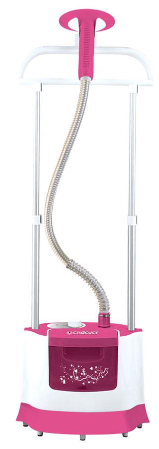 Endever Q-509 отпаривательQ-509Отпариватель Endever Q-509 предназначен для вертикального и горизонтального отпаривания и очистки изделий из легких и средних тканей. Применяется для вещей из хлопка, шёлка, капрона, нейлона, полиэстера, драпа, меха, кожи. Легко и быстро отпаривает платья, брюки, блузы, юбки, украшенные кружевами, вышивкой, пайетками, стразами и другими элементами отделки. Кроме того, чистит, освежает изделия из шерсти и трикотажа, избавляет вещи от частых стирок и химчисток. Облегчает удаление пятен. загрязнений с ткани. Прекрасно справляется с пропариванием подушек, матрасов, одеял и мягких игрушек. Проникая насквозь, уничтожает пылевых клещей, негативную микрофлору и запахи.