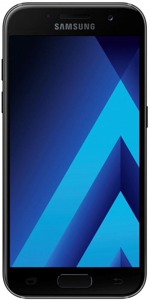 Samsung SM-A520F Galaxy A5 (2017), BlackSM-A520FZKDSERСовременный минималистичный корпус из 3D-стекла и металла, а также 5,2-дюймовый экран FHD sAMOLED - все это отличительные черты Galaxy A5 (2017). Плавные линии корпуса, отсутствие выступов камеры, утонченная и элегантная отделка позволяют получить настоящее удовольствие от использования смартфона. Будьте законодателями трендов, а не просто следуйте им. Стильные цветовые решения идеально гармонируют с корпусом из стекла и металла, создавая динамичный и цельный образ. Четыре модных цвета на выбор превосходно дополнят ваш стиль. Благодаря высокому разрешению основной камеры в 16 Mп фотографии всегда будут яркими и красочными. Вместе с Galaxy A5 (2017) почувствуйте себя профессиональным фотографом. Наличие широкого выбора фильтров позволяет подойти к процессу съемки более креативно. Теперь каждая фотография будет особенной. Где бы вы ни находились - на вечерней прогулке или в ночном клубе - ваши фотографии будут идеальными. Камера...