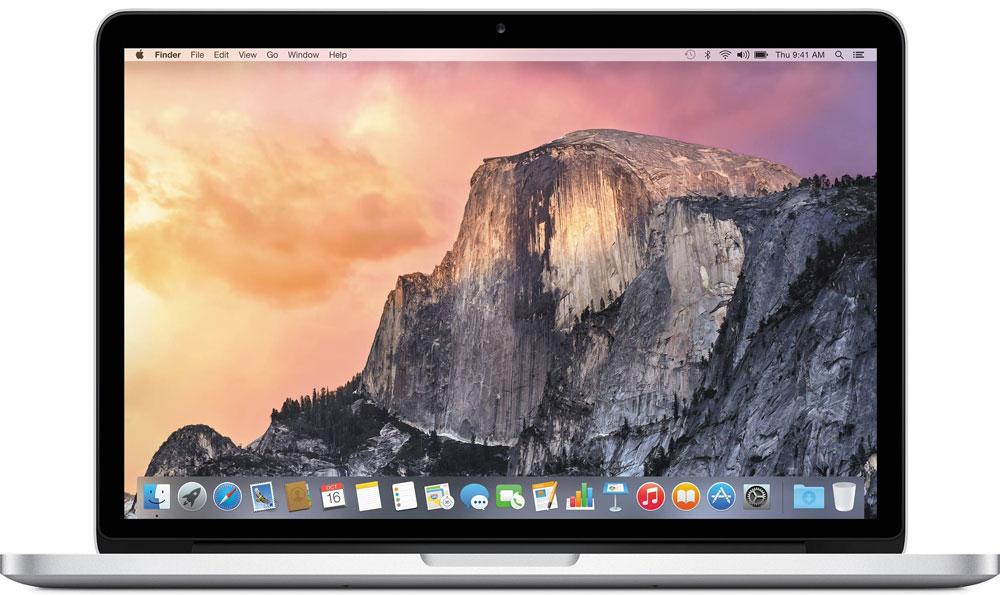 Apple MacBook Pro 13 Retina, Silver (MLUQ2RU/A)MLUQ2RU/AApple MacBook Pro стал ещё быстрее и мощнее. У него самый яркий экран и лучшая цветопередача среди всех ноутбуков Mac. Новый MacBook Pro задаёт совершенно новые стандарты мощности и портативности ноутбуков. Вы сможете воплотить любую идею, ведь в вашем распоряжении самые передовые графические процессоры и накопители, невероятная вычислительная мощность и многое, многое другое. MacBook Pro оснащён SSD-накопителем со скоростью последовательного чтения до 3,1 ГБ/с, что значительно превосходит характеристики предыдущего поколения. И память встроенных накопителей работает быстрее. Всё это позволяет мгновенно запускать систему, управлять множеством приложений и работать с большими файлами. Благодаря процессорам Intel Core 6-го поколения, MacBook Pro демонстрирует невероятную производительность даже при выполнении самых ресурсоёмких задач, таких как рендеринг 3D?моделей или конвертация видео. А когда вы выполняете простые задачи, например, просматриваете сайт...