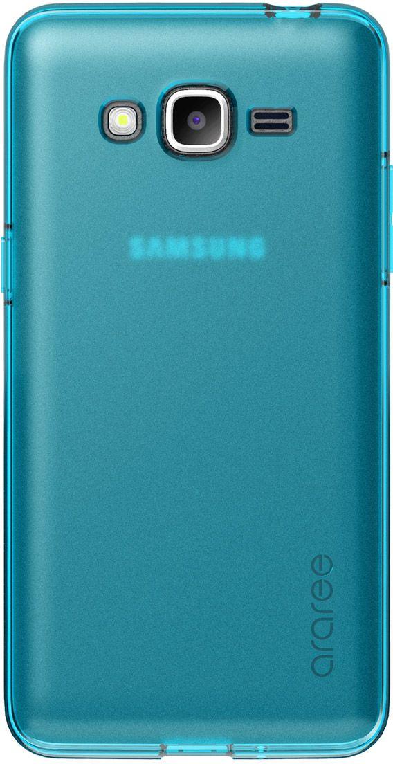Araree Nu Kin Flex чехол для Samsung Galaxy J2 Prime, TurquoiseAR20-00203CЧехол Araree Nu Kin Flex для Samsung Galaxy J2 Prime бережно и надежно защитит ваш смартфон от пыли, грязи, царапин и других повреждений. Выполнен из высококачественных материалов, плотно прилегает и не скользит в руках. Чехол оставляет свободным доступ ко всем разъемам и кнопкам устройства.