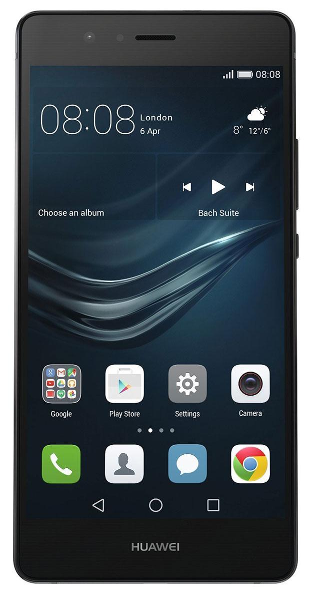 Huawei P9 Lite (VNS-L21), Black51090WAGВоплощение новых технологий в смартфоне Huawei P9 Lite, преемнике P8 Lite: лучшие в своем классе решения и самые современные технологии в компактном, стильном корпусе. Легкий смартфон P9 Lite оснащен эргономичными кнопками, а гармоничная металлическая окантовка корпуса делает внешний вид устройства элегантным. Экран смартфона занимает 76.4% передней панели, а тонкий корпус 7,5 мм Huawei P9 Lite притягивает взгляды. Full HD экран 5.2 дюйма позволит увидеть больше, будь то фотографии или видео. Камера Huawei P9 Lite сохранит яркие моменты и передаст все краски жизни. 13 Мпикс сенсор Sony IMX214 с диафрагмой f/2.0 снимает качественные фотографии и видео. Создавайте настоящие фотопроизведения с профессиональным режимом съёмки Huawei P9 Lite. Вы можете вручную настроить баланс белого, ISO и экспозицию в процессе съёмки. Надежная защита с быстрым доступом для владельца: Huawei P9 lite имеет новый сканер отпечатка пальца ...