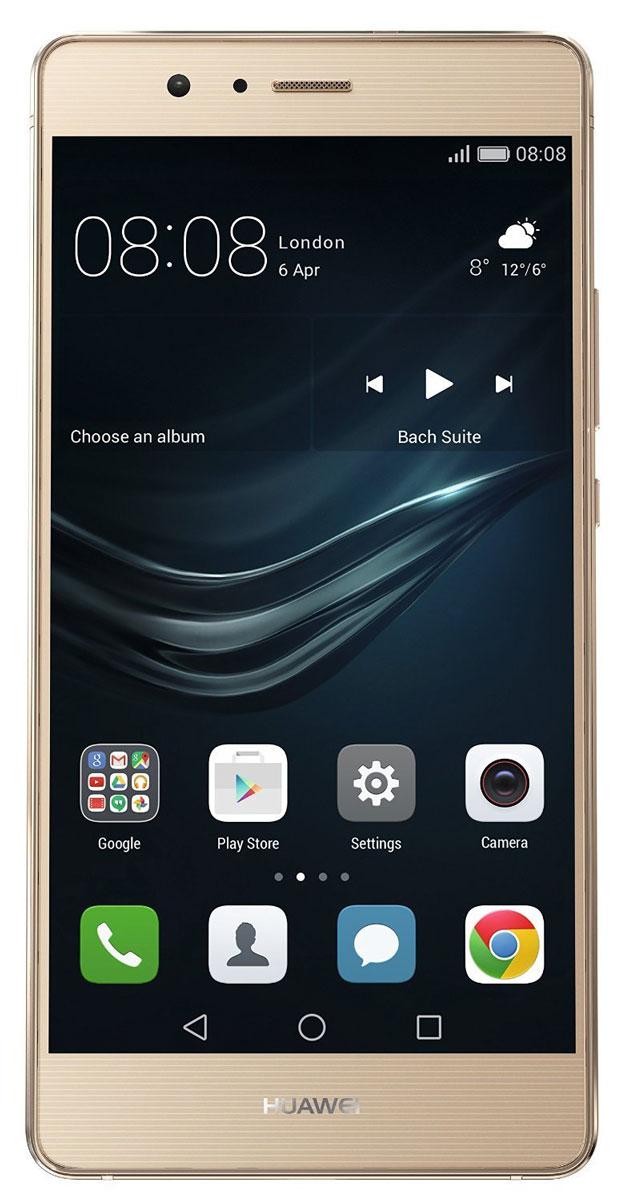 Huawei P9 Lite (VNS-L21), Gold51090WAHВоплощение новых технологий в смартфоне Huawei P9 Lite, преемнике P8 Lite: лучшие в своем классе решения и самые современные технологии в компактном, стильном корпусе. Легкий смартфон P9 Lite оснащен эргономичными кнопками, а гармоничная металлическая окантовка корпуса делает внешний вид устройства элегантным. Экран смартфона занимает 76.4% передней панели, а тонкий корпус 7,5 мм Huawei P9 Lite притягивает взгляды. Full HD экран 5.2 дюйма позволит увидеть больше, будь то фотографии или видео. Камера Huawei P9 Lite сохранит яркие моменты и передаст все краски жизни. 13 Мпикс сенсор Sony IMX214 с диафрагмой f/2.0 снимает качественные фотографии и видео. Создавайте настоящие фотопроизведения с профессиональным режимом съёмки Huawei P9 Lite. Вы можете вручную настроить баланс белого, ISO и экспозицию в процессе съёмки. Надежная защита с быстрым доступом для владельца: Huawei P9 lite имеет новый сканер отпечатка пальца ...
