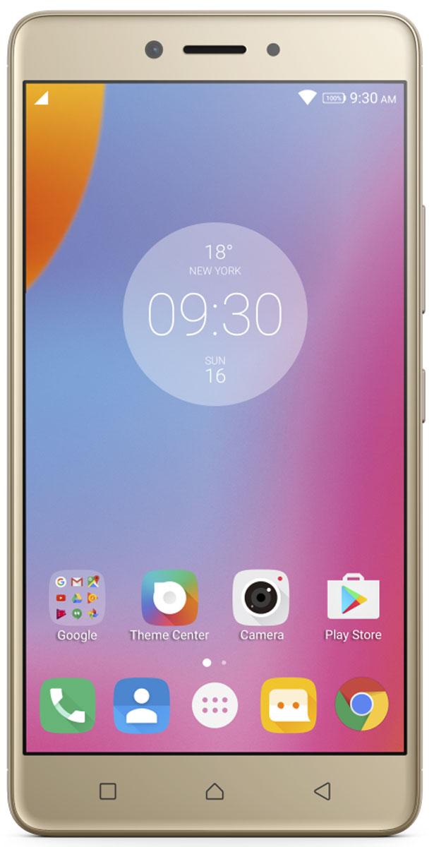 Lenovo K6 Note (K53A48), GoldPA570122RUСмартфон Lenovo K6 Note прекрасен во всех отношениях. Делайте прекрасные снимки памятных моментов с помощью двух камер высокого разрешения и 5,5-дюймового FHD-дисплея с потрясающим качеством изображения. Смартфон Lenovo K6 Note в цельнометаллическом корпусе на платформе Android поддерживает аудиотехнологию Dolby Atmos и отличается наличием высокопроизводительного восьмиядерного процессора и надежного сканера отпечатков пальцев для быстрого доступа к любимым приложениям. Камеры превосходного качества, выдающиеся результаты: Со смартфоном Lenovo K6 Note потрясающие снимки станут обычным делом. Его 16-мегапиксельная задняя камера с быстрым фокусом оснащена двойной вспышкой с системой корреляции световой температуры (CCT), которая поможет предотвратить пересветы или размытость изображений. Если ваша цель - отличные селфи высокой четкости, вы несомненно оцените фронтальную камеру с разрешением 8 Мпикс. Яркий 5,5-дюймовый дисплей Full HD: ...