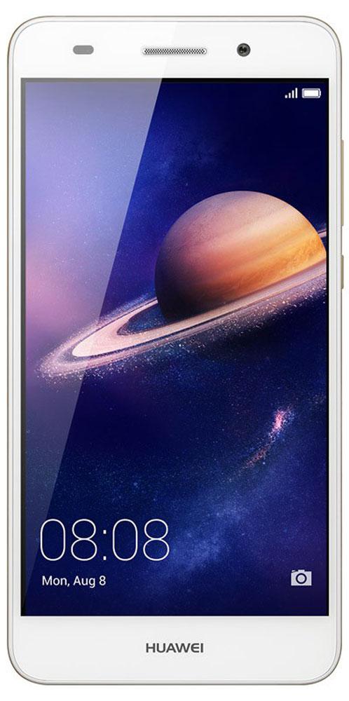 Huawei Y6 II LTE (CAM-L21), White51090RGCНевероятно яркий экран смартфона Huawei Y6 II с динамическим разрешением 1280x720 позволит вам не упустить ни одной самой мелкой детали, обеспечивая кристально чистые изображения. Покрытие экрана GFF защищает его от царапин и выцветания. Невероятно мощная основная широкоугольная камера 13 МП с линзой 28 мм и диафрагмой F2.0, объектив которой сделан из суперпрочного стекла с защитой от царапин. Камера позволяет делать снимки великолепного качества даже в условиях очень плохого освещения. Селфи никогда не были столь похожи на профессиональные фото! Фронтальная камера 8 МП с диафрагмой F2.0 и углом обзора 77 градусов позволяет делать великолепные панорамные селфи. Открой для себя новый мир! Huawei Y6 II поддерживает 10 степеней режима Украшения, который оптимизирует портретные снимки в режиме реального времени, распознавая лица на фотографиях за 10 миллисекунд. 8 параметров режима украшения и возможность персональной настройки помогут всегда...