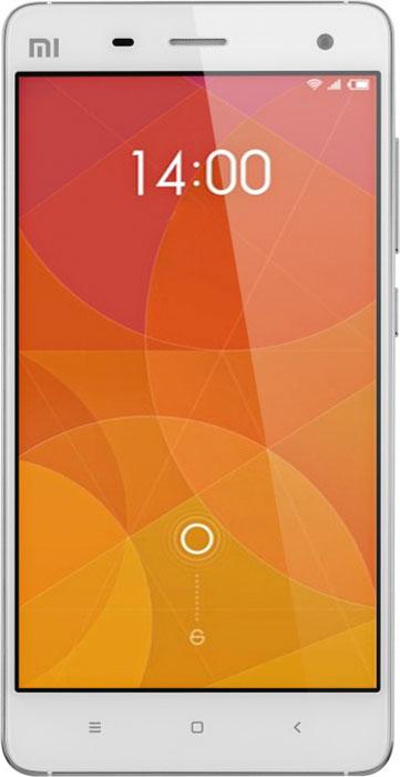 Xiaomi Mi 4 (16GB), White (MI416GBW)MI416GBWМеталлический корпус Xiaomi Mi4 выполнен из нержавеющей стали. Смартфон получил ультратонкий 5- дюймовый экран с разрешением 1920x1080 пикселей Sharp, который характеризуется очень широкой цветовой гаммой на 16 млн цветов (84% от диапазона NTSC), что позволяет в полной мере насладиться всем разнообразием насыщенной цветовой палитры во время просмотра ваших любимых фильмов или изображений. Высокопроизводительный процессор содержит четыре ядра Krait 400 работающих на частоте 2,5 ГГц. Он блестяще справляется с несколькими сложными задачами. Большая скорость обработки изображения, лучшая производительность в играх и тяжелых приложениях, при этом процессор, благодаря ядру Hexagon DSP, отвечающему за простые задачи, стал еще более экономичным. Графика Adreno 330 благодаря поддержке таких теологий как OpenGL ES 3.0, OpenCL, Renderscript Compute и FlexRender справится даже с самыми сложными играми. Емкостный сенсорный 5-дюймовый экран типа IPS LCD...