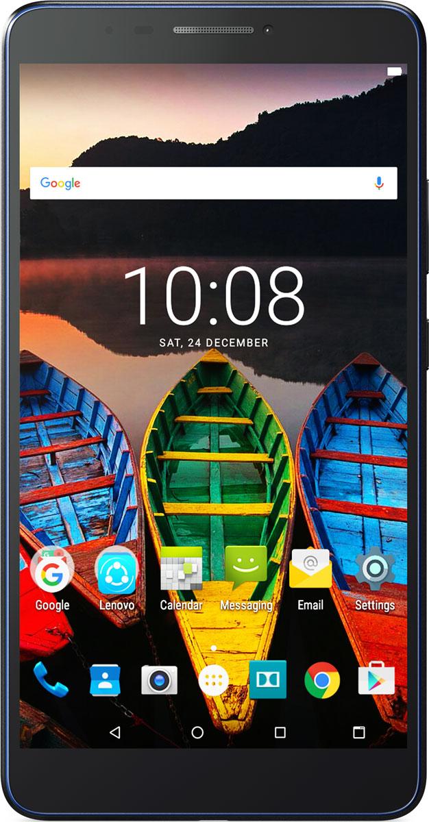 Lenovo Tab 3 Plus (TB-7703X), Black (ZA1K0070RU)ZA1K0070RUПланшет Lenovo Tab 3 Plus идеально подходит для тех, кому требуется компактное и мобильное устройство с полным набором функций для всей семьи. Этот яркий 7-дюймовый планшет с защитой от брызг создан для игр и просмотра видео, а также позволяет сохранять настройки для каждого из пользователей и обеспечить безопасный режим для детей. Планшет подходит для всей семьи - и даже для детей, и при этом каждый может настроить его под себя. Благодаря многопользовательскому режиму Lenovo Tab 3 Plus позволяет сохранить настройки каждого из пользователей. Кроме того, в нем предусмотрен специальный детский режим для безопасного веб-серфинга и инструменты ограничения доступа, благодаря чему у родителей станет одной заботой меньше. Дисплей с адаптивной технологией отображения исключает усталость глаз. Устройство Lenovo Tab 3 Plus оптимизирует параметры освещения и контрастности в зависимости от задач, будь то чтение или просмотр видео. Кроме этого, в нем...