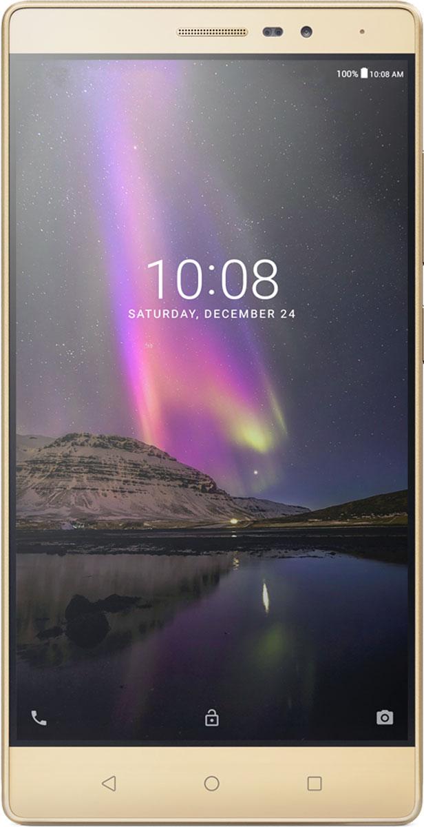 Lenovo Phab 2 (PB2-650M), Champagne GoldZA190021RUФаблет Lenovo Phab 2 - устройство на все случаи жизни. Быть на связи всегда и везде, как со смартфоном, смотреть видео, презентации, читать почту и играть в игры на большом экране, как на планшете – это Lenovo Phab. Огромный 6,4-дюймовый HD-экран и звук потрясающего качества благодаря поддержке Dolby открывают для вас мир развлечений в дополненной реальности. С Lenovo Phab 2 каждая поездка на работу похожа на посещение кинотеатра. Погрузитесь в мир мультимедийных возможностей с великолепным 6,4-дюймовым HD-экраном и звуком высокого качества благодаря поддержке технологии Dolby Atmos. Технология Dolby 5.1 Audio Capture позволяет записывать невероятный многоканальный объемный звук. 13-мегапиксельная камера с быстрым автофокусом и эффектами дополненной реальности дает возможность получить видео или фото потрясающего качества. Если подумать, сколько времени вы проводите со своим телефоном и чем любите заниматься, от просмотра видео до съемки фото, от...