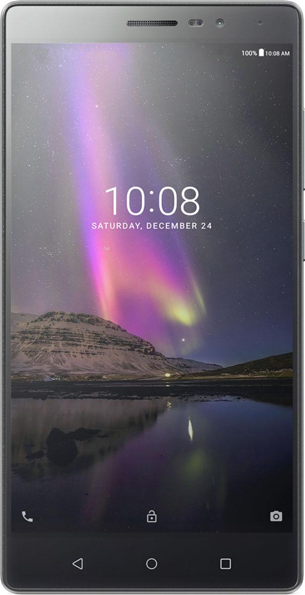 Lenovo Phab 2 (PB2-650M), Gunmetal GrayZA190012RUФаблет Lenovo Phab 2 - устройство на все случаи жизни. Быть на связи всегда и везде, как со смартфоном, смотреть видео, презентации, читать почту и играть в игры на большом экране, как на планшете - это Lenovo Phab. Огромный 6,4-дюймовый HD-экран и звук потрясающего качества благодаря поддержке Dolby открывают для вас мир развлечений в дополненной реальности. С Lenovo Phab 2 каждая поездка на работу похожа на посещение кинотеатра. Погрузитесь в мир мультимедийных возможностей с великолепным 6,4-дюймовым HD-экраном и звуком высокого качества благодаря поддержке технологии Dolby Atmos. Технология Dolby 5.1 Audio Capture позволяет записывать невероятный многоканальный объемный звук. 13-мегапиксельная камера с быстрым автофокусом и эффектами дополненной реальности дает возможность получить видео или фото потрясающего качества. Если подумать, сколько времени вы проводите со своим телефоном и чем любите заниматься, от просмотра видео до съемки фото, от...