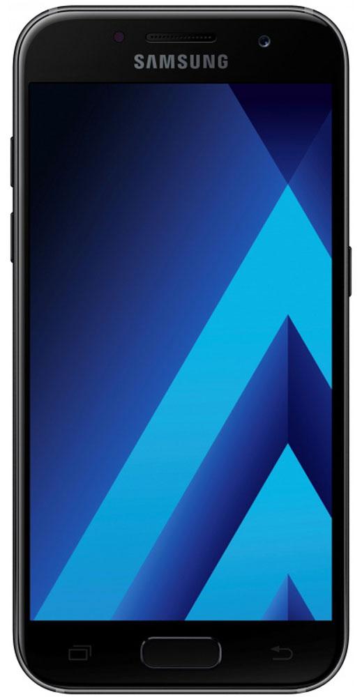 Samsung SM-A320F Galaxy A3 (2017), BlackSM-A320FZKDSERСовременный минималистичный корпус из 3D-стекла и металла, а также 4,7-дюймовый экран HD sAMOLED - все это отличительные черты Samsung Galaxy A3 (2017). Плавные линии корпуса, отсутствие выступов камеры, утонченная и элегантная отделка позволяют получить настоящее удовольствие от использования смартфона. Будьте законодателями трендов, а не просто следуйте им. Стильные цветовые решения идеально гармонируют с корпусом из стекла и металла, создавая динамичный и цельный образ. Четыре модных цвета на выбор превосходно дополнят ваш стиль. Запечатлите памятные моменты. Благодаря высокому разрешению основной камеры в 13 Mп фотографии всегда будут яркими и красочными. Вместе с Galaxy A3 (2017) почувствуйте себя профессиональным фотографом. Наличие широкого выбора фильтров позволяет подойти к процессу съемки более креативно. Теперь каждая фотография будет особенной. Благодаря высокому разрешению фронтальной камеры в 8 Mп...
