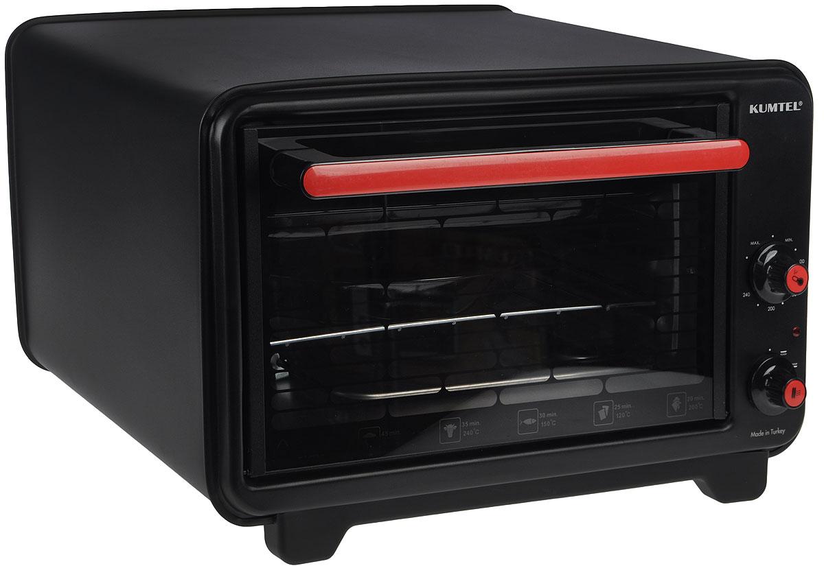 Kumtel KF 3135 D, Black жарочный шкаф