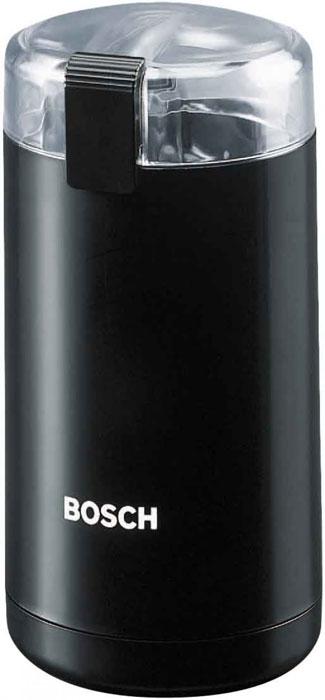 Bosch MKM 6003 кофемолкаMKM 6003Классический дизайн и элегантный черный цвет позволят кофемолке Bosch MKM 6003 отлично вписаться в интерьер любой современной кухни, а долговечность и простота в использовании делают эту модель одной из самых востребованных на рынке. Дно чаши кофемолки имеет специальный наклон, благодаря чему обеспечивается интенсивное перемешивание зерен и равномерный помол. Степень помола регулируется временем работы - чем дольше работает кофемолка, тем сильнее будут измельчены зерна. Максимальный размер порции зерен для помола составляет 75 граммов - этого достаточно для приготовления 7-8 чашек кофе. Безопасность работы прибора обеспечивает функция блокировки при снятой крышке.