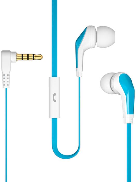 Deppa Stereo Edge, White Light Blue гарнитура44145Разговор в режиме Handsfree. Прослушивание музыки, радио, аудиокниг. Звуковое сопровождение к видеофайлам. Совместимость: смартфоны, планшетные ПК, MP3-плееры и иные устройства с аудиовыходом 3.5 мм. Микрофон совместим с OC Android 4.2.2 и выше и IOS 6.0 и выше.